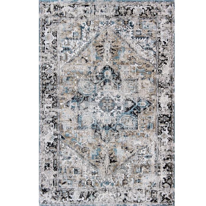 Tappeto 8708 Golden Horn Beige di Carpet Edition