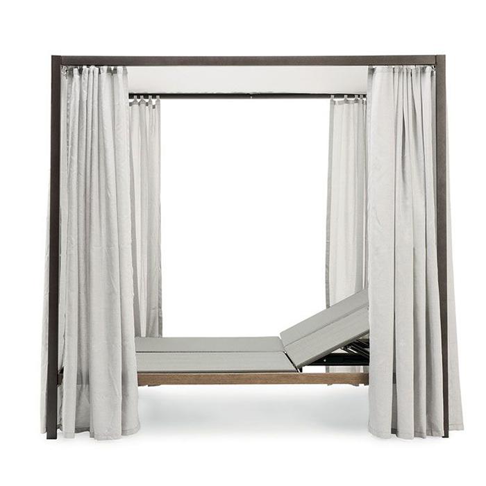 Lounge bed Allaperto Urban di Ethimo