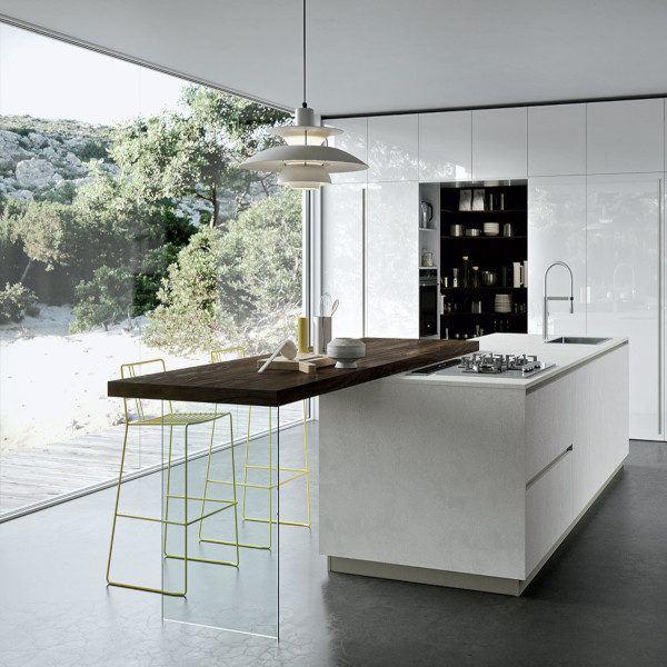 "Cucina ""Ambiente A#17-2.1"" di Copatlife"