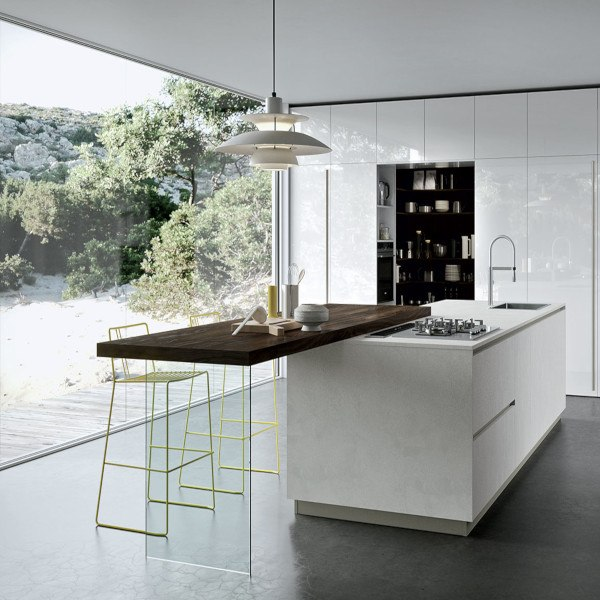 "Cucina ""Ambiente A#17 – 2.1"" di Copatlife"