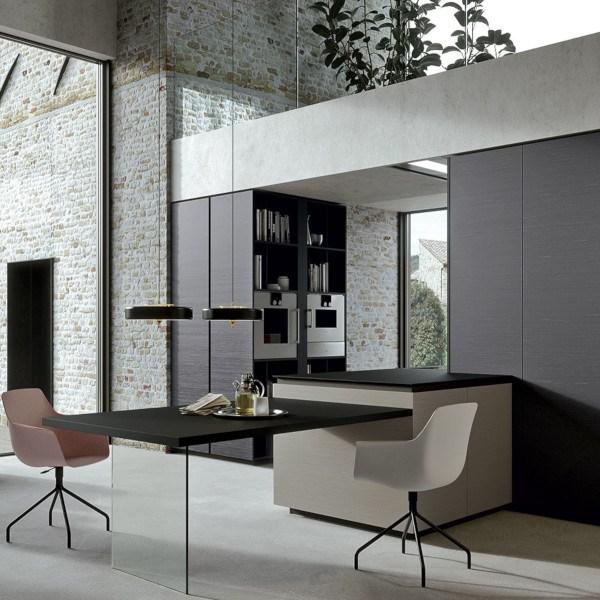 """Cucina """"Ambiente B#17 – 2.1"""" di Copatlife"""