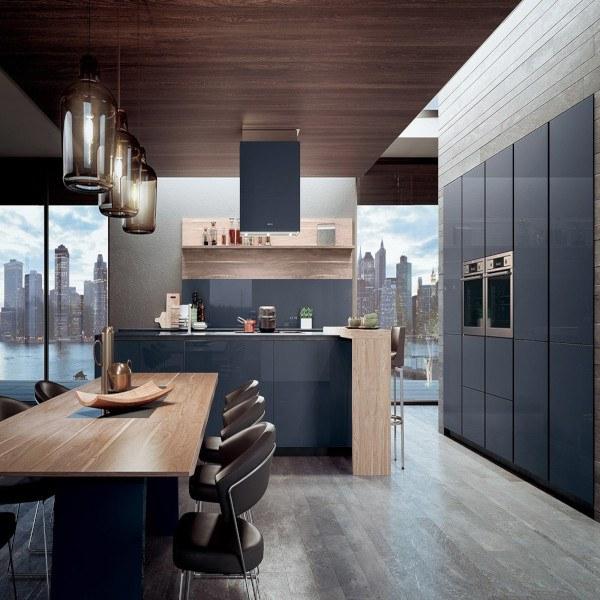 """Cucina Velvet """"Profile-C"""" di GD Arredamenti"""