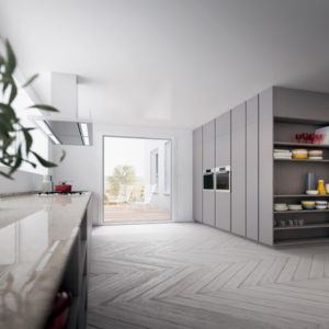 """Cucina """"Velvet Profile-I"""" di GD Arredamenti"""