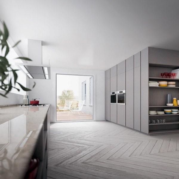 """Cucina Velvet """"Profile-I"""" di GD Arredamenti"""
