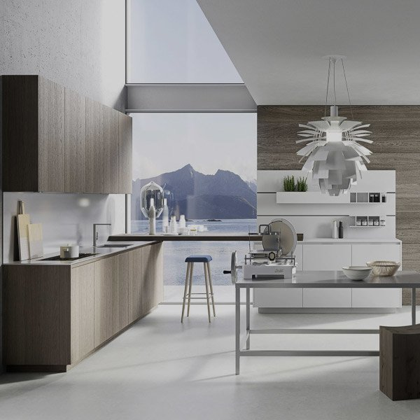 "Cucina ""Ambiente L – 3.1"" di Copatlife"