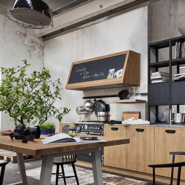 Cucina Fly-Bilbao di Callesella
