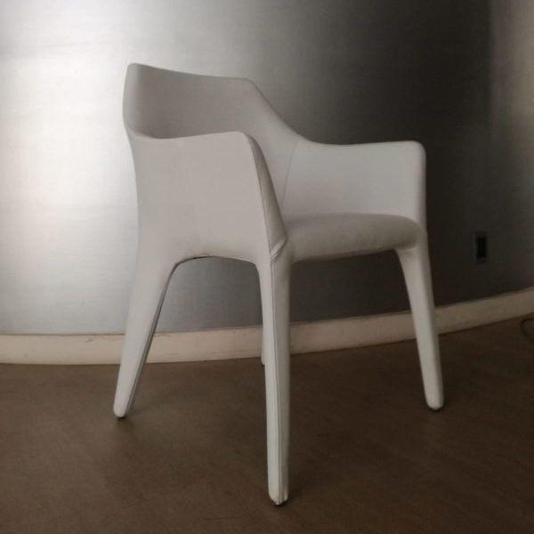 sedia tip toe arm di Bonaldo