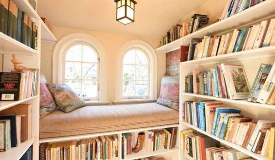 Arredare con la libreria: idee e consigli