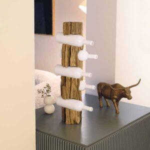 Portabottiglie Cru di Nature Design 2