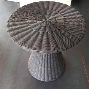 Tavolino pouf Bolla 13 di Gervasoni
